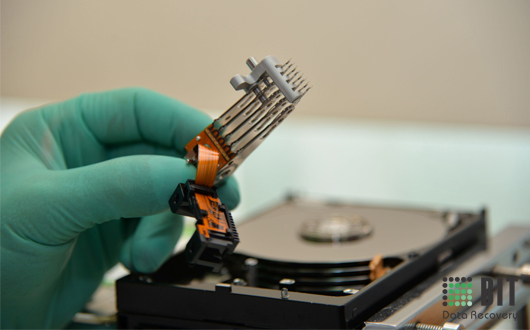 how to get data from broken hard drive